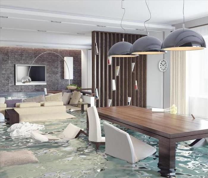 Water Damage SERVPRO of San Diego East