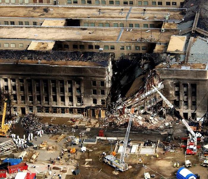 September 11 attack on the pentagon